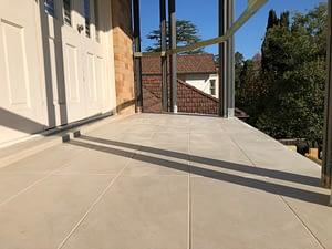 Tiling complete...